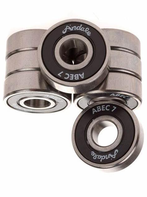 High Quality Flanged Miniature Ball Bearings F685zz, F695zz, F605zz, F625zz, F635zz ABEC-1