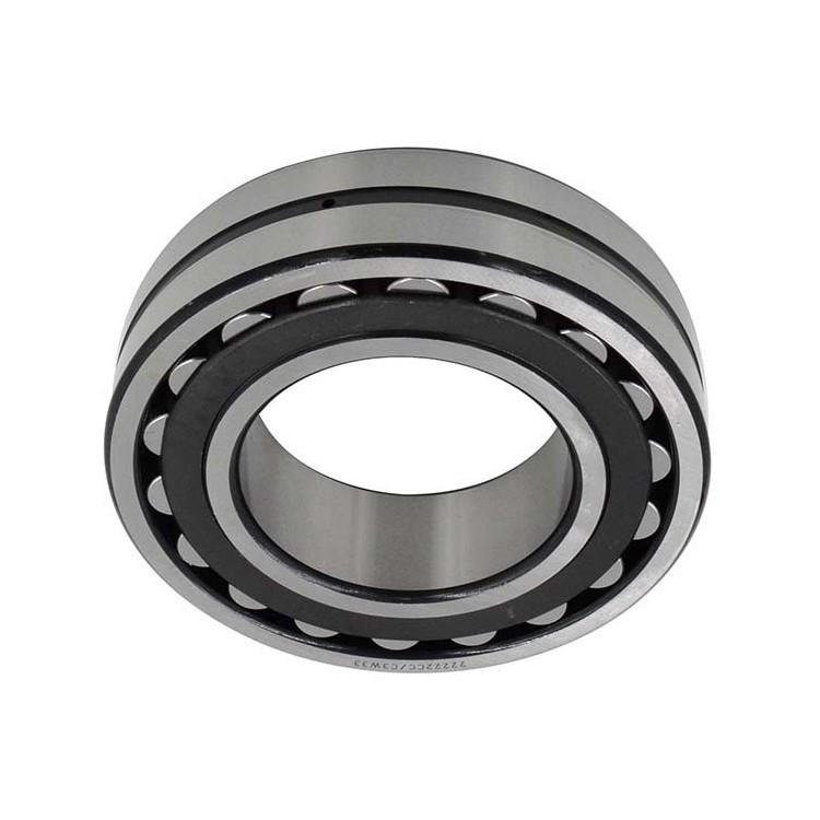 22222K 22222cc/W33 22222ca/W33 Double Row Brass Cage Spherical Roller Bearing 22222 SKF NTN NSK