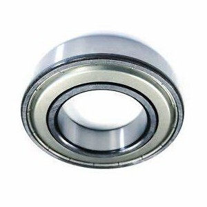 Printing Machine Bearing 6207 Deep Groove Ball Bearing