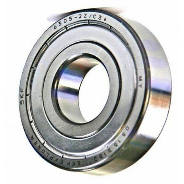 Auto Parts 6314 6315 6316 6317 6318 Zz 2RS Open Deep Groove Ball Bearing #1 image