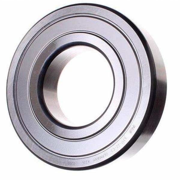 Auto Deep Groove Ball Bearing for Instrument, Wire Cutting Machine 6317 High Speed Precision Engine or Auto Parts Rolling Bearings #1 image
