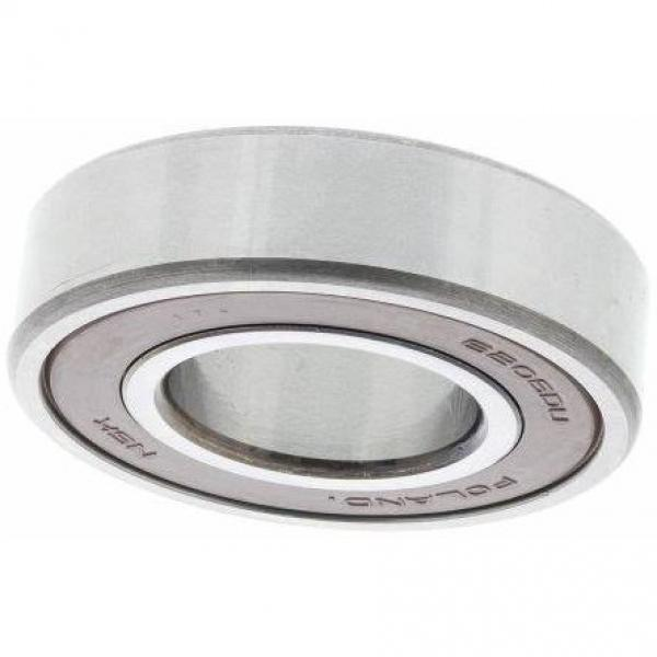 Japan NSK deep groove ball bearing 6206 DDU C3 with size 30*62*16mm #1 image
