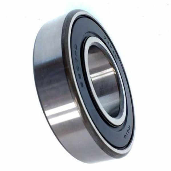All Types of China Deep Groove Ball Bearing (6207 ZZ) #1 image