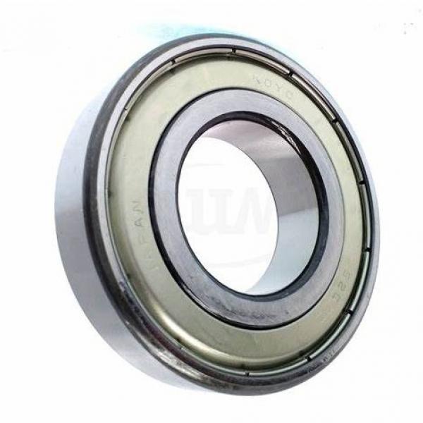 Cajas De Engranajes Industriales 6207 2RS Rodamientos De Bolas #1 image