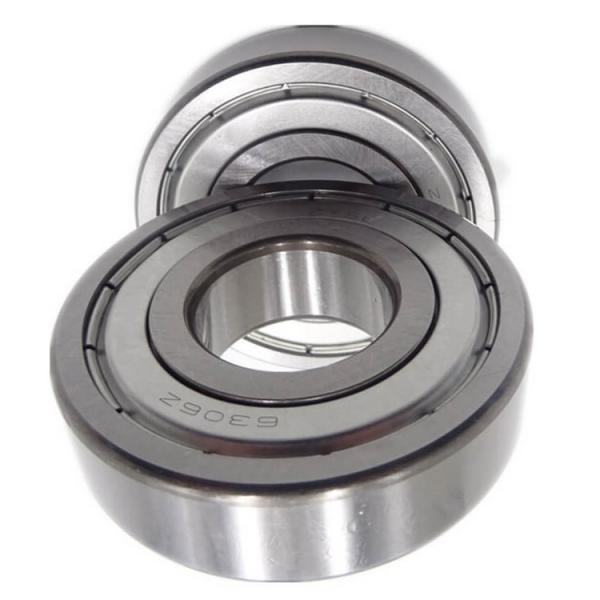 Rubber Sealed Single Row Deep Groove Ball Bearing NSK 6201 6202 6203 6204 6205 6206 6207 6208 6210 6303 6305 6306 6307 6308 6309 6310 6314 6902 #1 image