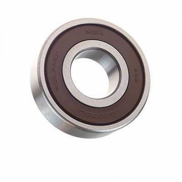 Low Noise High Quality NSK Deep Groove Ball Bearing 6200 6201 6202 6203 6204 6205 6206 6207 Zz / RS #1 image